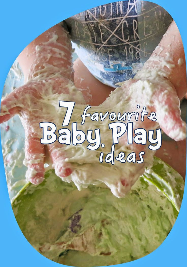7 favourite Baby Play ideas