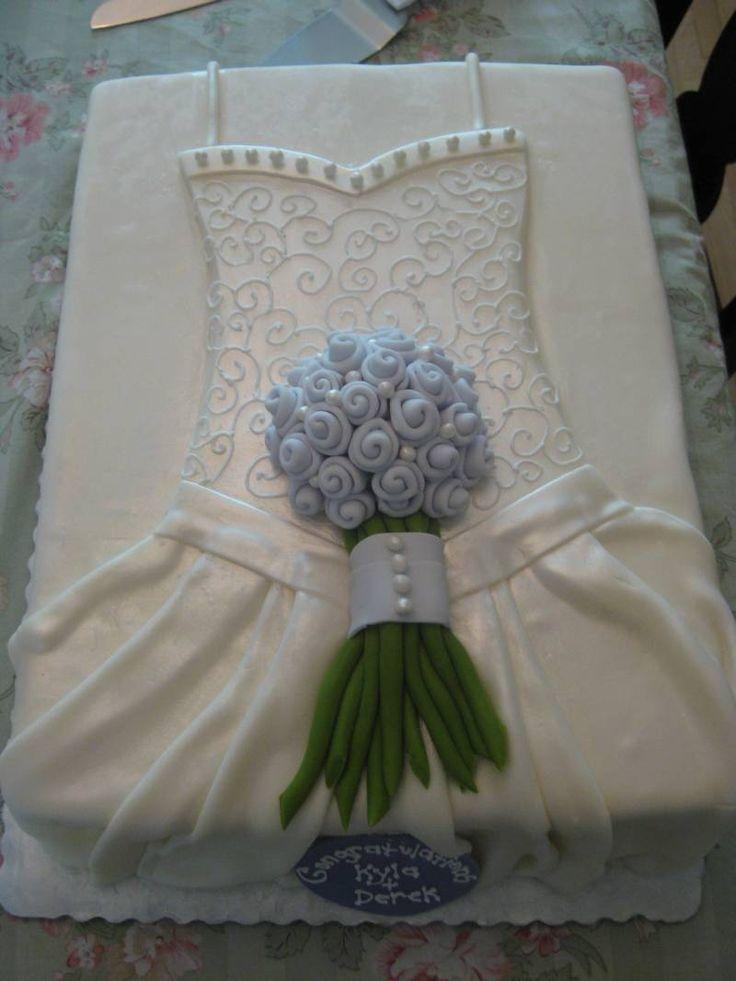 57 best images about bridal shower cake ideas on pinterest wedding sheet cakes bridal shower. Black Bedroom Furniture Sets. Home Design Ideas