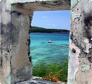 Lameshur Bay, St. John, Usvi