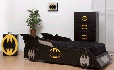 Batman Bed Tutorial