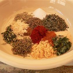 Chicken Seasoning Blend Allrecipes.com