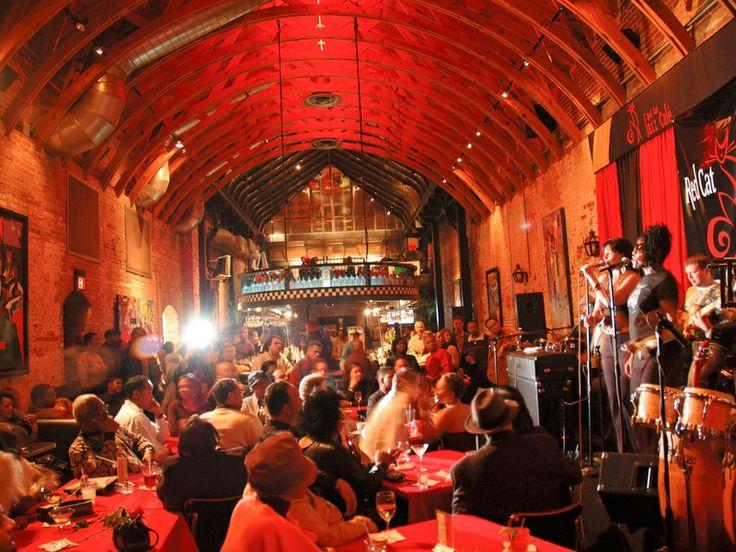 Red Cat Jazz Café