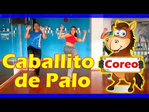 El Caballito de Palo - Joseph Fonseca (Coreografía) - YouTube