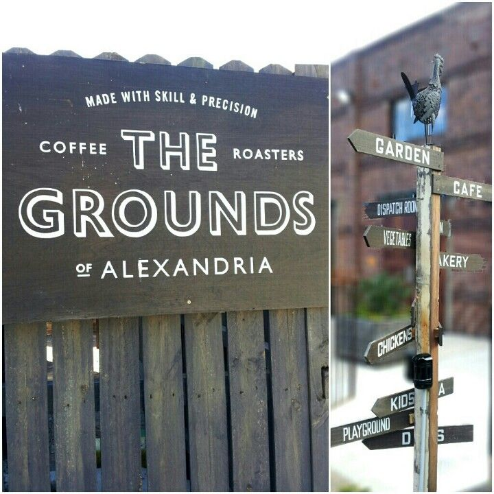 The Grounds Of Alexandria in Alexandria, NSW