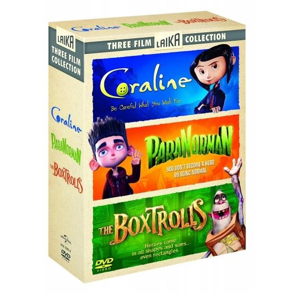 http://ift.tt/2dNUwca | Coraline/paranorman/the Boxtrolls DVD | #Movies #film #trailers #blu-ray #dvd #tv #Comedy #Action #Adventure #Classics online movies watch movies  tv shows Science Fiction Kids & Family Mystery Thrillers #Romance film review movie reviews movies reviews
