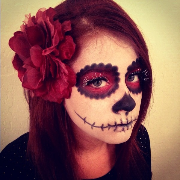 17 Best images about Dia de los muertos make up on ...