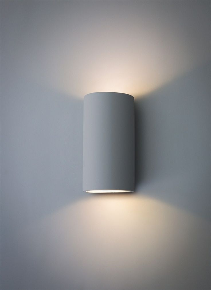 Troika Plaster Double Wall Lamp