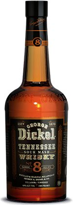 George Dickel No. 8.  I enjoy the softer edge -   compared to the other, popular Tennessee Whiskey - when drinking it neat, yet it is still very present in cola and other mixed drinks.