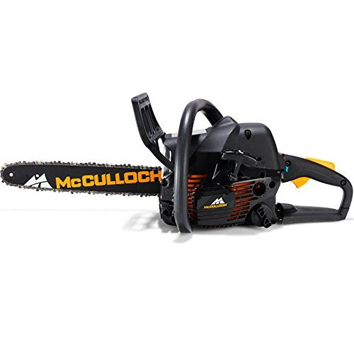 McCulloch 40cm Petrol Chainsaw 40cc https://www.uk-rattanfurniture.com/product-category/garden-tools/