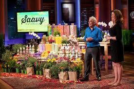 Saavy Naturals on Shark Tank Edible Soaps and Body Scrubs - Episode 708 - November 6, 2015
