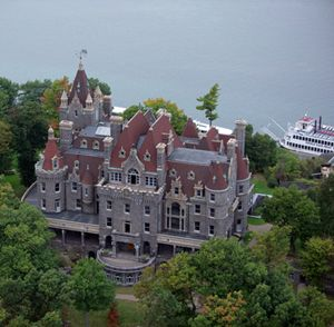 "See Boldt Castle, Singer Castle and much more on the 2 hour Castle Prowler ""AdrenIsland"" Cruise aboard the 'WildCat'. Departing from Brockville, ON 1000 Islands & Seaway Cruises offers a variety of Adventure and Traditional Sightseeing excursions, Dinner Cruises, Special Events and Private Charters in the 1000 Islands! www.1000islandscruises.com"