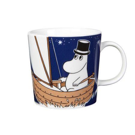 Iittala - Moomin Mug - Moomin Pappa