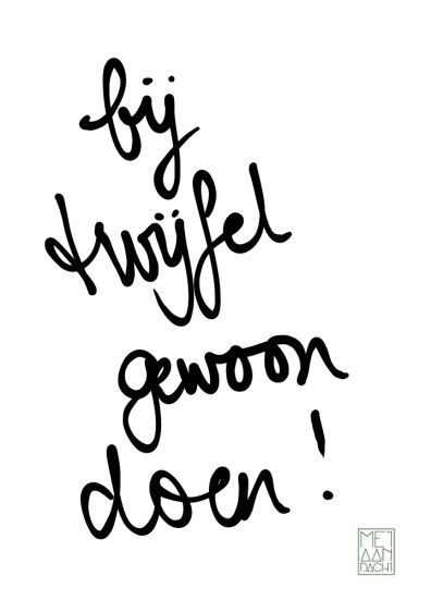Ga ervoor!!  (if you hesitate, just go for it)