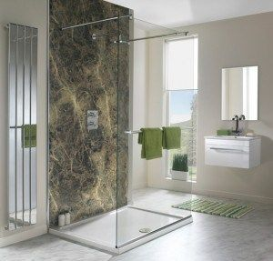 What Is Showerwall? Case Study Video #bathroom #planner #online http://bathroom.remmont.com/what-is-showerwall-case-study-video-bathroom-planner-online/  #bathroom wall panels What is Showerwall? Showerwall is the ultimate versatile easy to fit waterproof panelling system, with a moisture resistant MDF core and high-pressure laminate backing that designed to deliver a smooth, watertight finish that tough, hard-wearing, stain resistant and totally hygienic. Showerwall shower panels are…