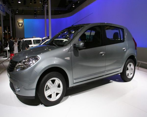 Dacia Sandero Laurate