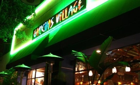 Gaucho's Village-Glendale, CA. Brazilian food & roasted meat on a stick, can't get any better than that!