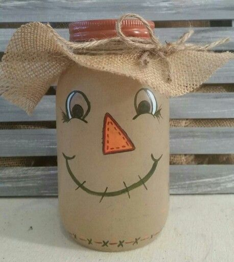 scarecrow mason jar 1000 images about scarecrow crafts on pot 2876