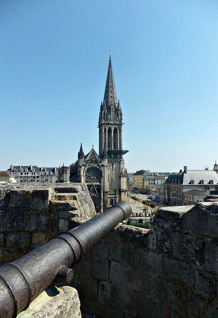 Église Saint-Pierre, Caen, France