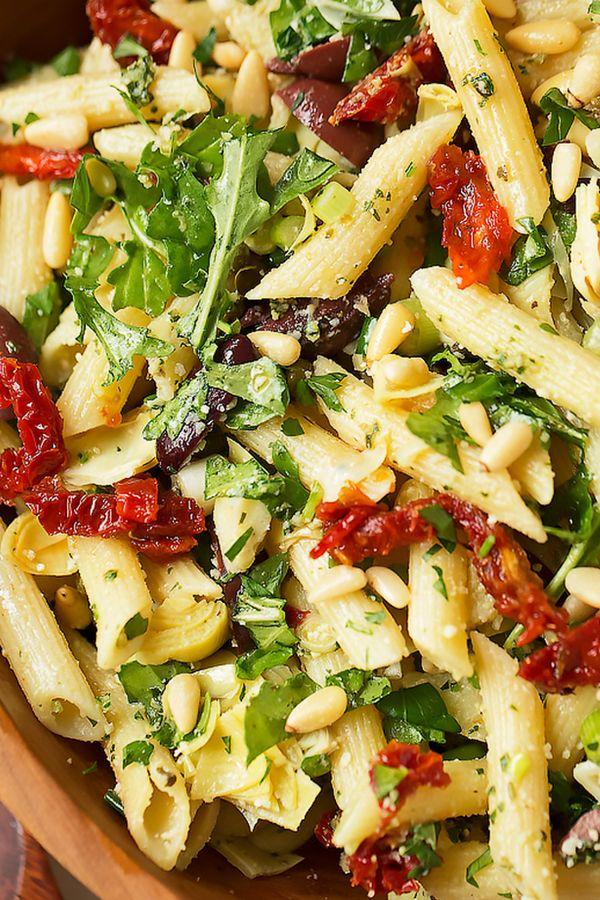 13 Picnic Perfect Pasta Salad Recipes Summer Salads
