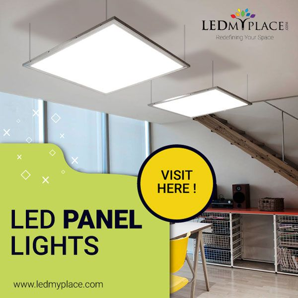 Bright Your Office By Using Led Panel Lights Led Panel Light Led Panel Led Office Lighting