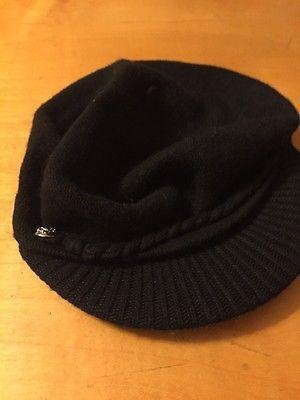 $42 Lauren Ralph Lauren Black Women's Greek Fisherman Hat 11/4