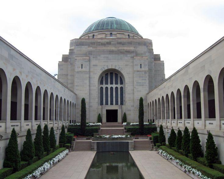 Australian War Memorial Canberra, Australia