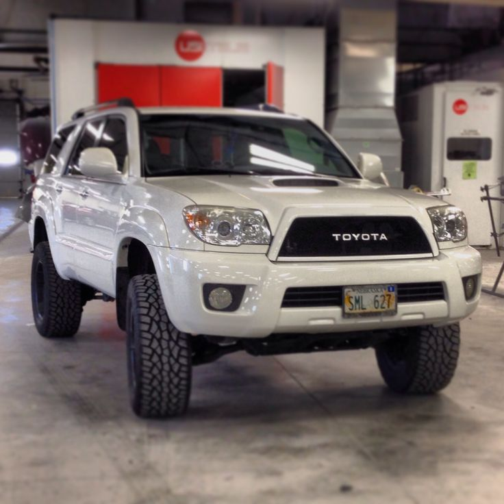 4runner T4r Lifted Off Road Toytec Satoshi Grille Grill
