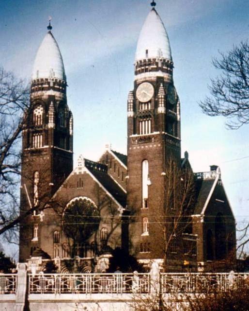 Rotterdam Crooswijk - Koninginnekerk