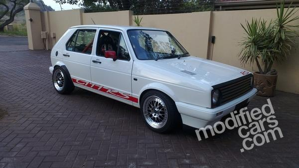 Modified VW Golf MK1 2003 Pictures | Readers Cars ... Vw Golf Mk1 Gti Modified