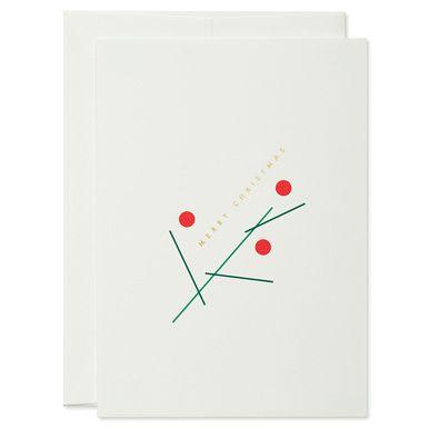Christmas Pine Weihnachtskarte | Christmas Card | Artikelnummer: thie-pine
