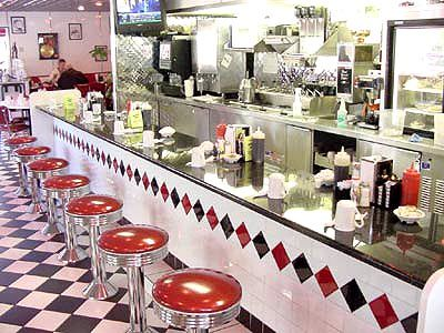 Remember when drug stores had soda fountains?  There was nothing I liked better than a chocolate soda!!!