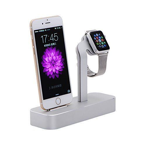 Stylish - Declutter Your Desktop: Where to place your Apple Watch or Phone for charging? Quick-Check: Best Apple Watch Charging Stations on the market. Quality, Easy to use, Tips! #appewatch #apple #gadgets #wearables