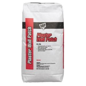 DAP, 25 lb. White Plaster of Paris Dry Mix, 10312 at The Home Depot - Mobile