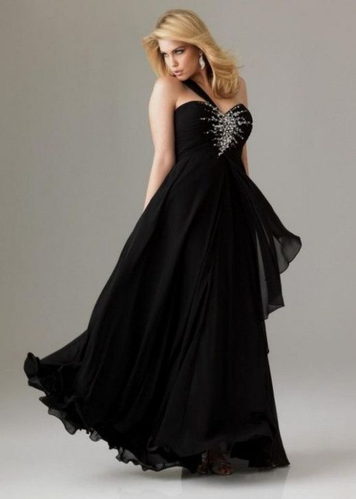 2cdd0351cf1 black wedding dresses plus size 2016 2017 b2b fashion  BlackWedding   GownsPlusSize