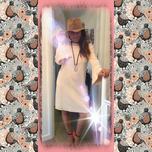 #cappellozara#collana#vestito#