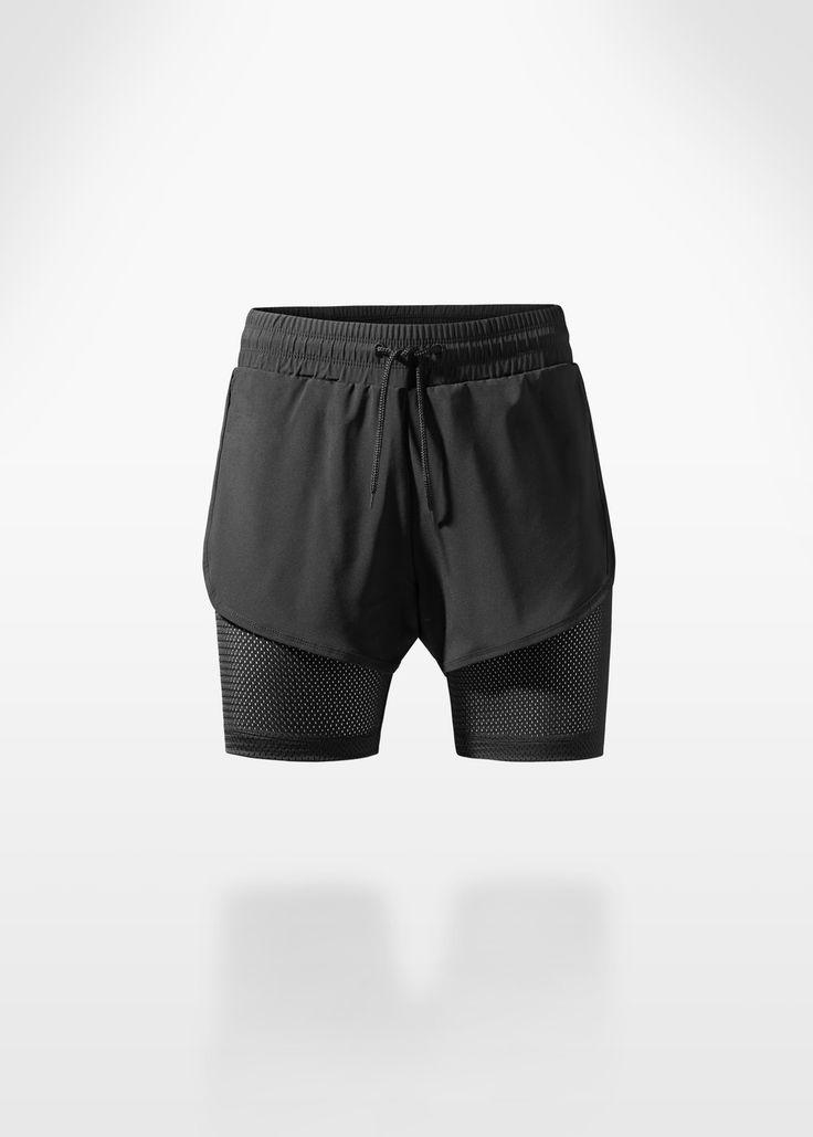 Fitness & running - shorts running malla interior | MANGO