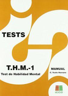 PSICOLOGÍA Y CIENCIA PC: TEST PICOLOGICOS PDF