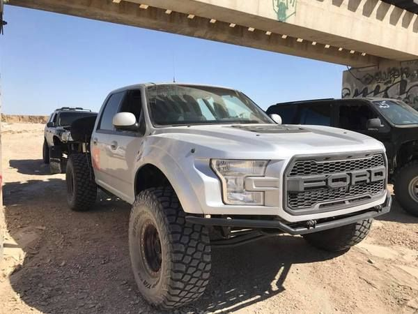 Convert Your 97 03 F150 Supercrew Or Expedition To A 2014 Raptor With This Off Road Fiberglass One Piece Conver F150 Classic Car Insurance Best Car Insurance
