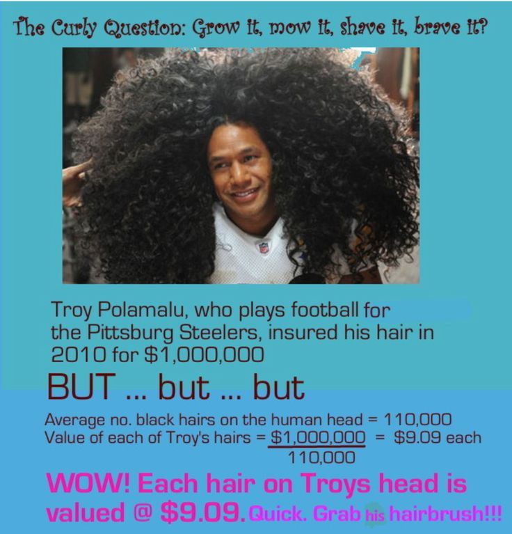 Hair Math