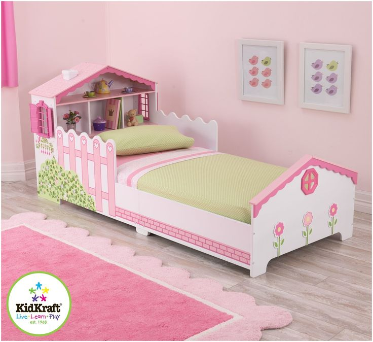 Image of Contemporary Toddler Bed by KidKraft