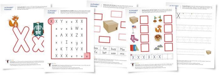 alphabet dating ideas x