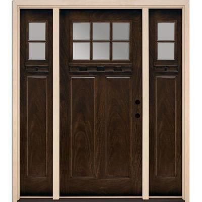 Want 1 2 more panes in side lights but like this style for Home depot entrance doors