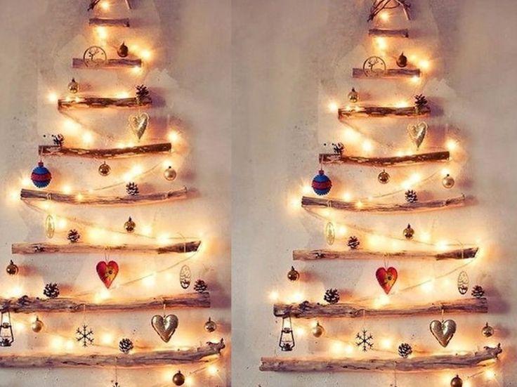 Nous sommes le 1er décembre, il est donc sérieusement temps de penser à son sapin de Noël… On vous donne quelques idées repérées sur les réseaux sociaux...