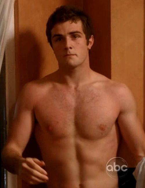 Beau Mirchoff shirtless...