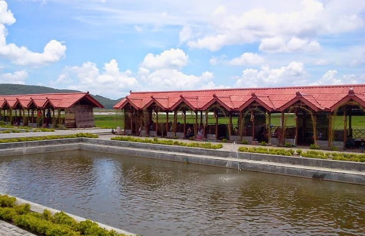 Kampoeng Rawa - Wisata Ambarawa