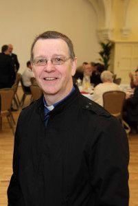 Rev'd Pete Hobson - Canon Missioner