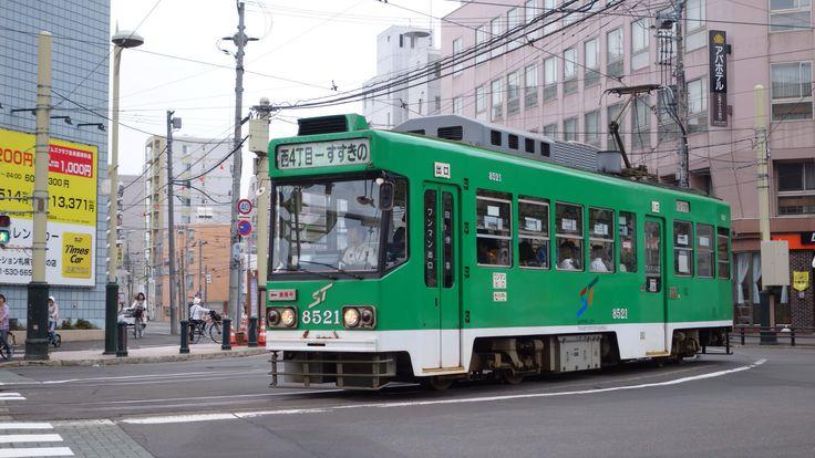 路面電車 一趟170