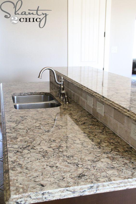 quartz overlay countertops nanotech countertops house update pinterest overlays and cambria quartz countertops