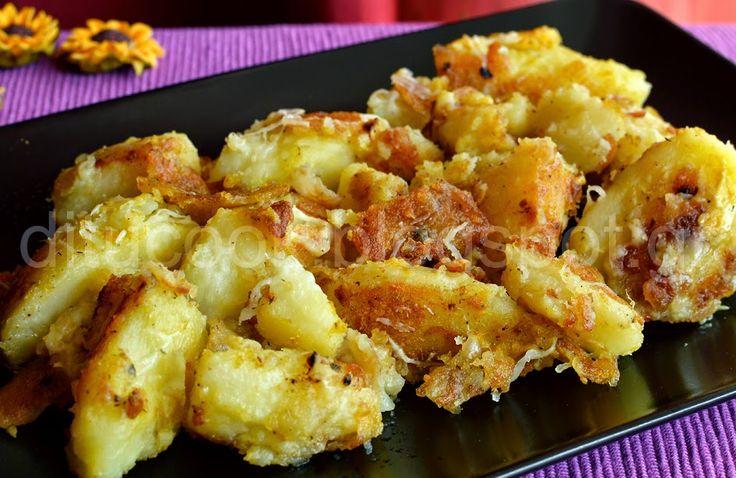 Γευστικές απολαύσεις από σπίτι: Αρωματικές πατάτες στο wok