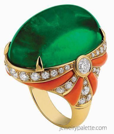 Bvlgari | Ring | 415 | Jewelry Palette
